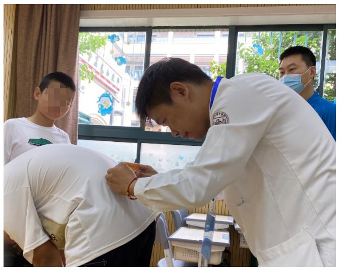 校园筛查-脊柱侧弯的有效预防 侧弯支具相关文章 第2张